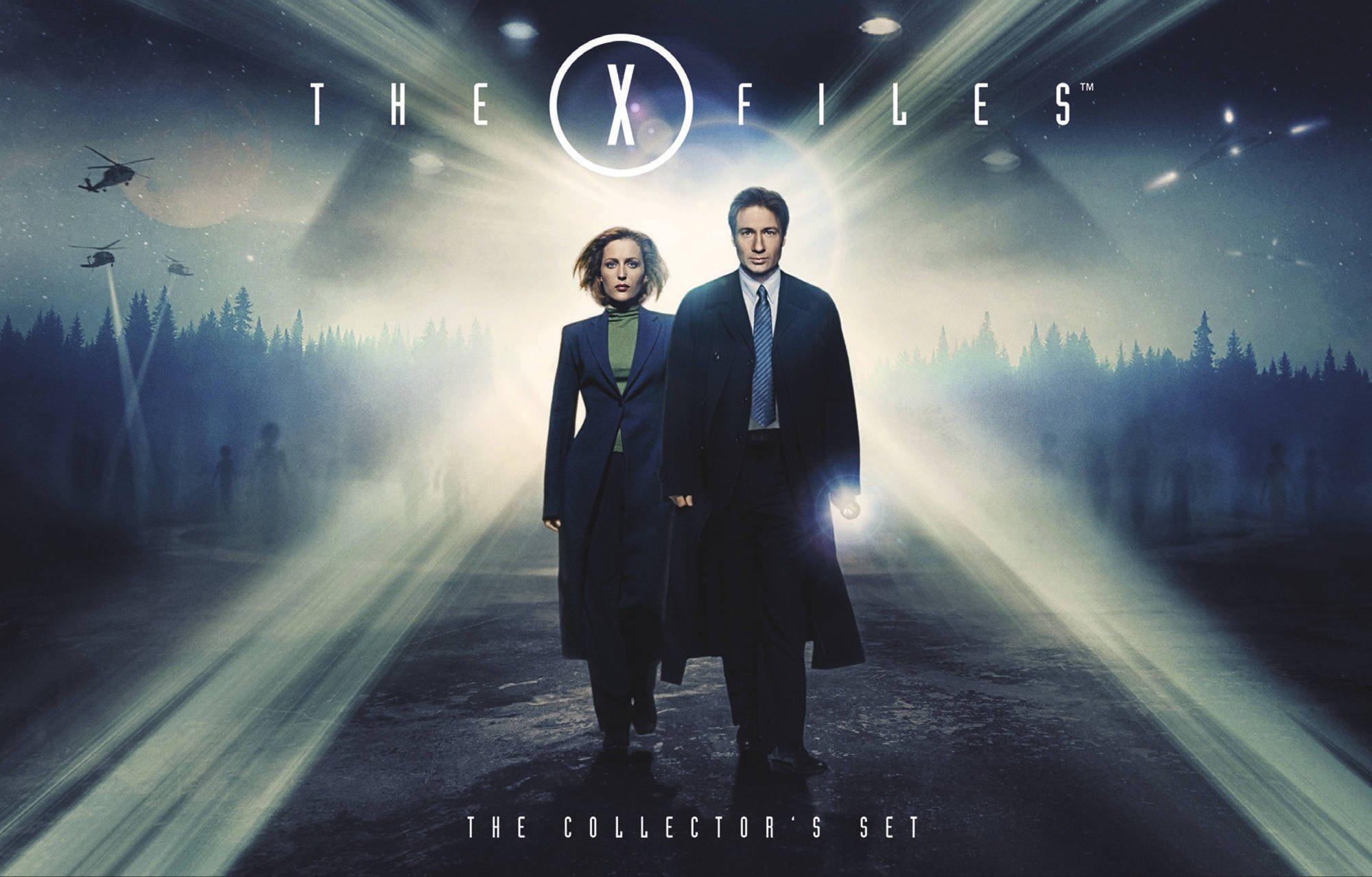 [影集] The X-Files (MiniSeries) (2016) 81W4mvIkFyL